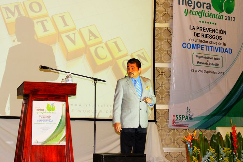 Conferencias Magistrales | Ernesto Yturralde Worldwide Inc.